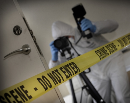 Crime Scene Preservation Training Mission Training Kent