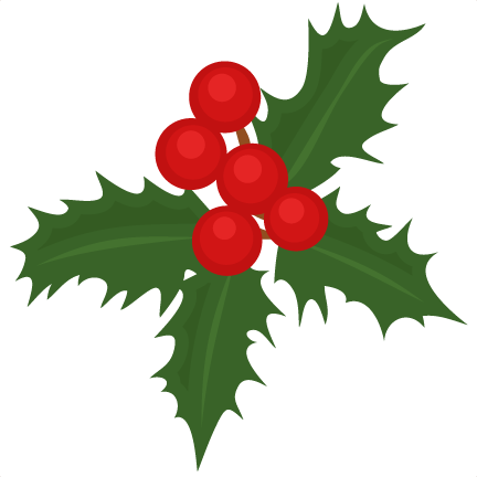 You will receive this design in the following formats: Christmas Holly Scrapbook Cut File Cute Clipart Files For Silhouette Cricut Pazzles Free Svgs Free Svg Cuts Cute Cut Files