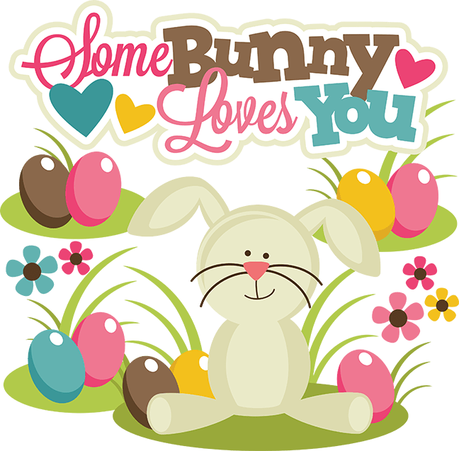 Download Some Bunny Loves You SVG