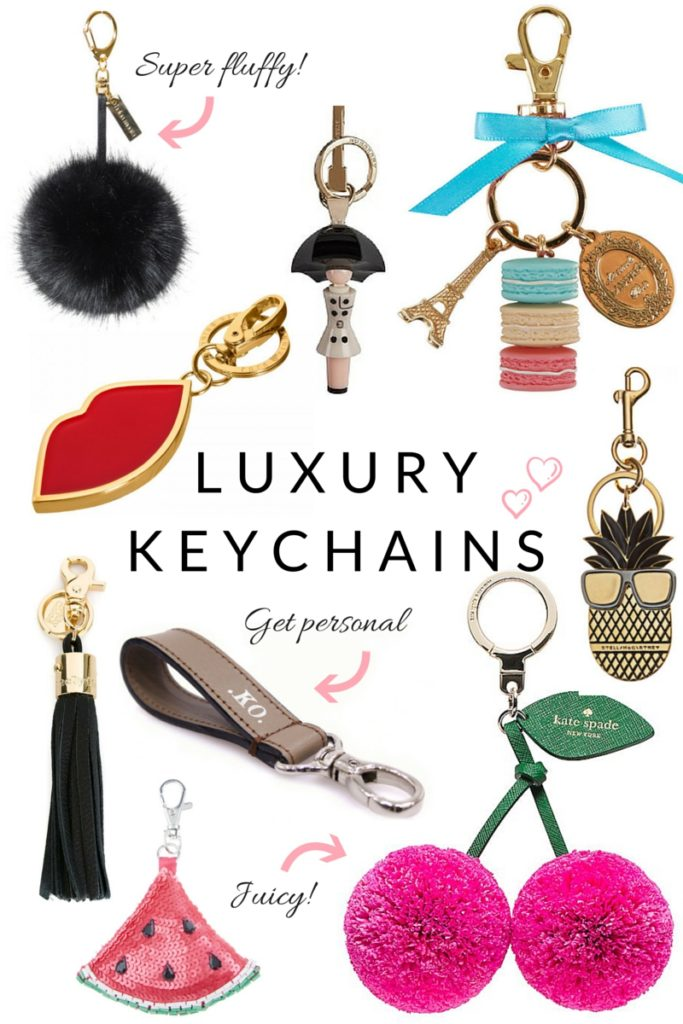 luxury keyrings