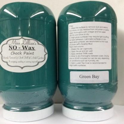 Chock Paint - Green Bay