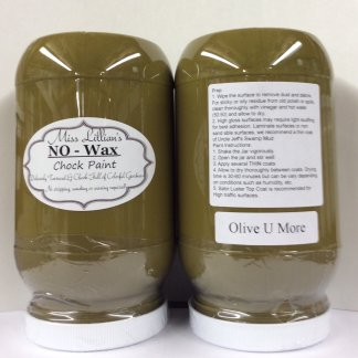 Chock Paint - Olive U More