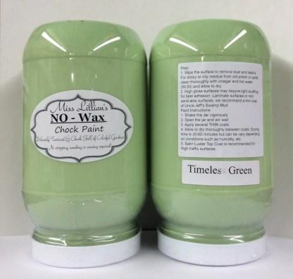Chock Paint - Timeless Green