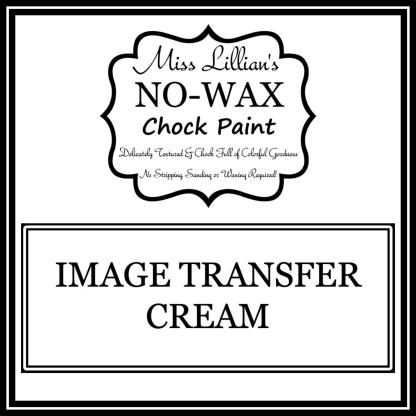 Miss Lillian's Image Transfer Cream