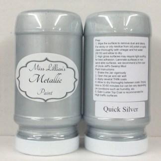 Metallic Paint - Quick Silver