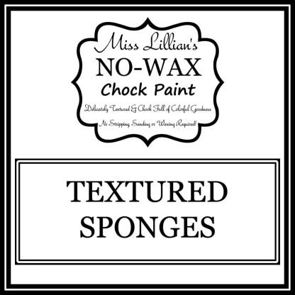 Texture Sponges