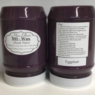 Chock Paint - Eggplant - Chalk Paint