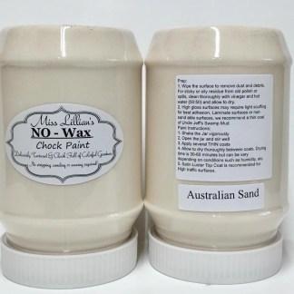 Chock Paint - Australian Sand