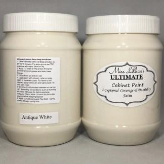 Ultimate Cabinet - Antique White