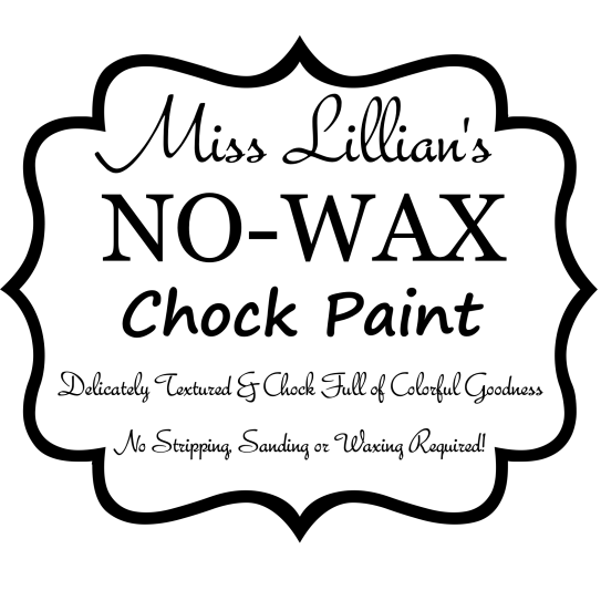 Miss Lillians NO WAX Chalk Paint Logo
