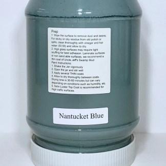 Chock Paint - Nantucket Blue