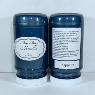 Metallic Paint - Sapphire