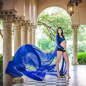 sheer maternity gown, baby shower dress, maternity dress for photoshoot, maternity gown photography, chiffon, jersey knit