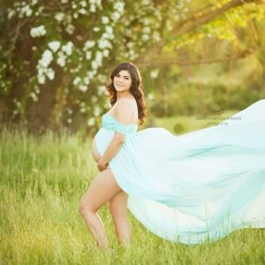 open belly maternity dress, Maternity Gown Photo Shoots, chiffon maternity gown, open belly chiffon gown, maternity gown for photography