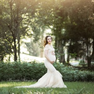 bridesmaid dress, maternity dress, maternity gown, baby shower, maternity, photoshoot, photography, photographer