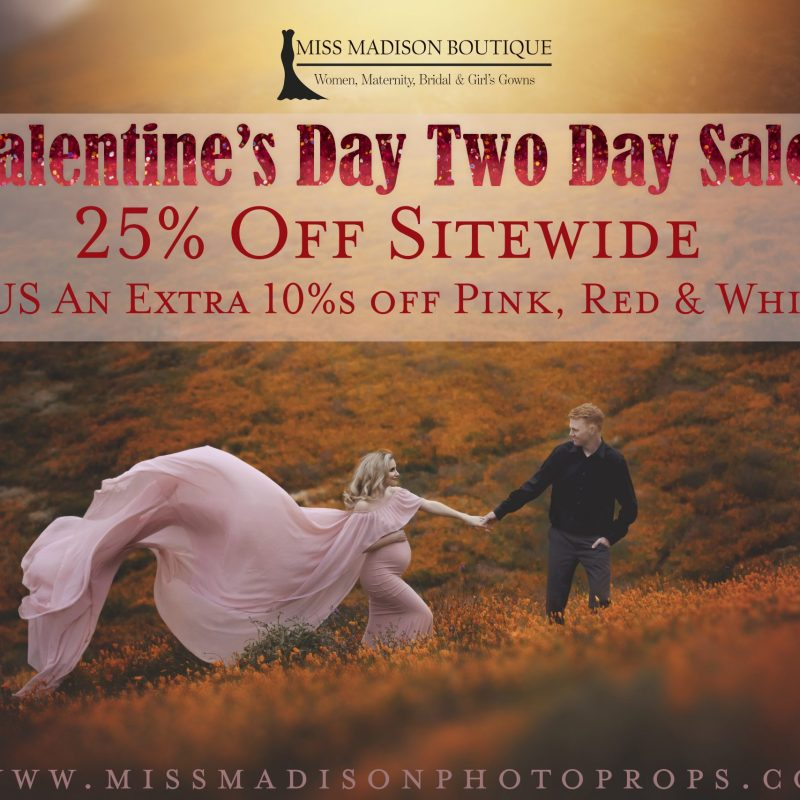 Valentine's Day 2-DAY SALE