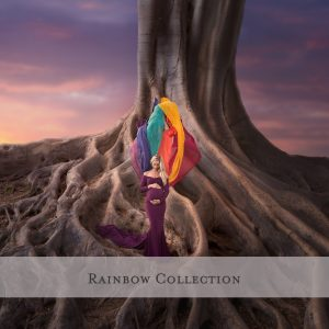 Rainbow Maternity Collection