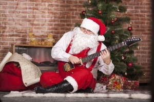Santa's Guitar