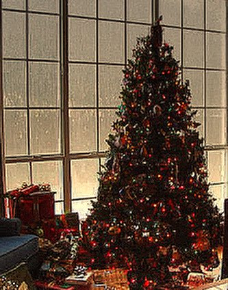 2004 Christmas Tree