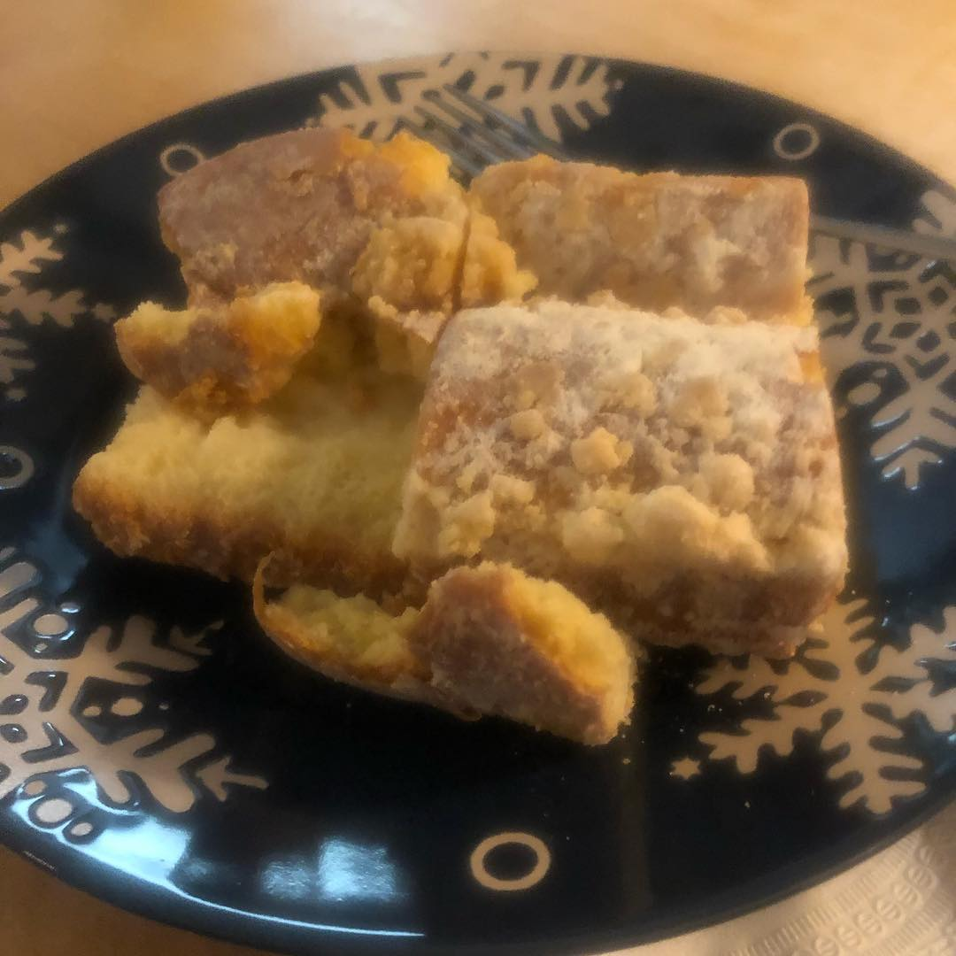 The Eighth Day After – Coffee Cake