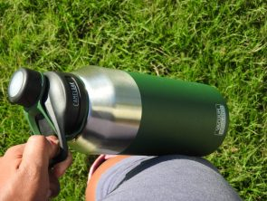 camelbak vacuum chute so that I am drinking enough water