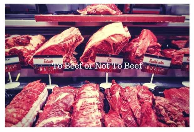 beef bad foods