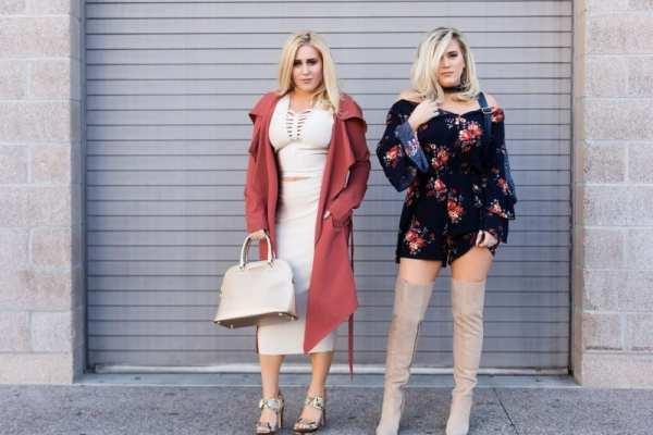 leslie and lindsey #smartblondes #likeagirl