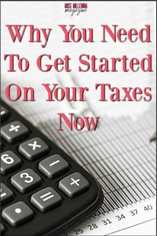 Why You Need to Get Started on Your Taxes Now @turbotax