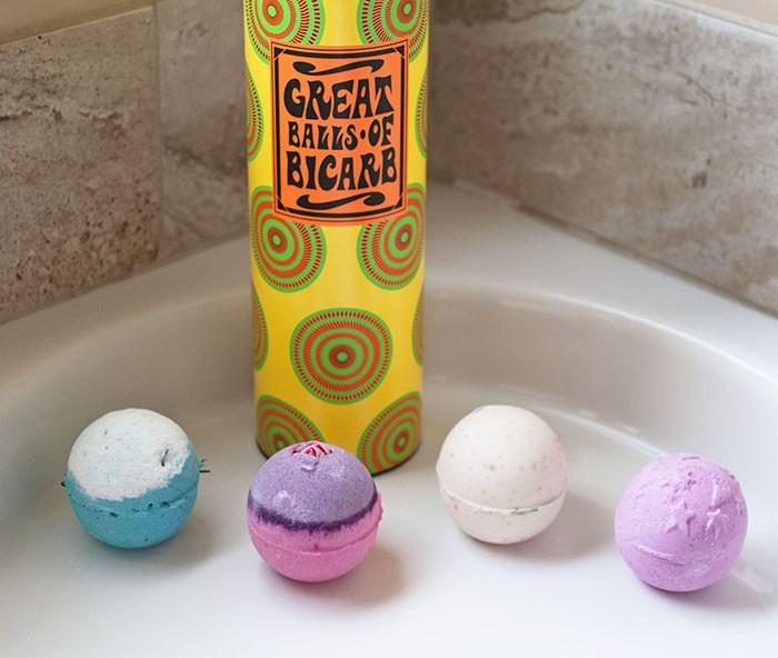 LUSH Bath + Beauty Favorites