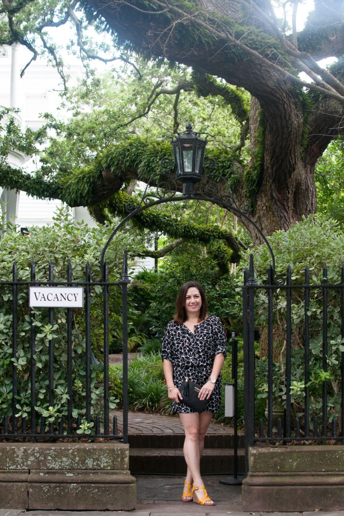 Travel Style: Charleston Wandering