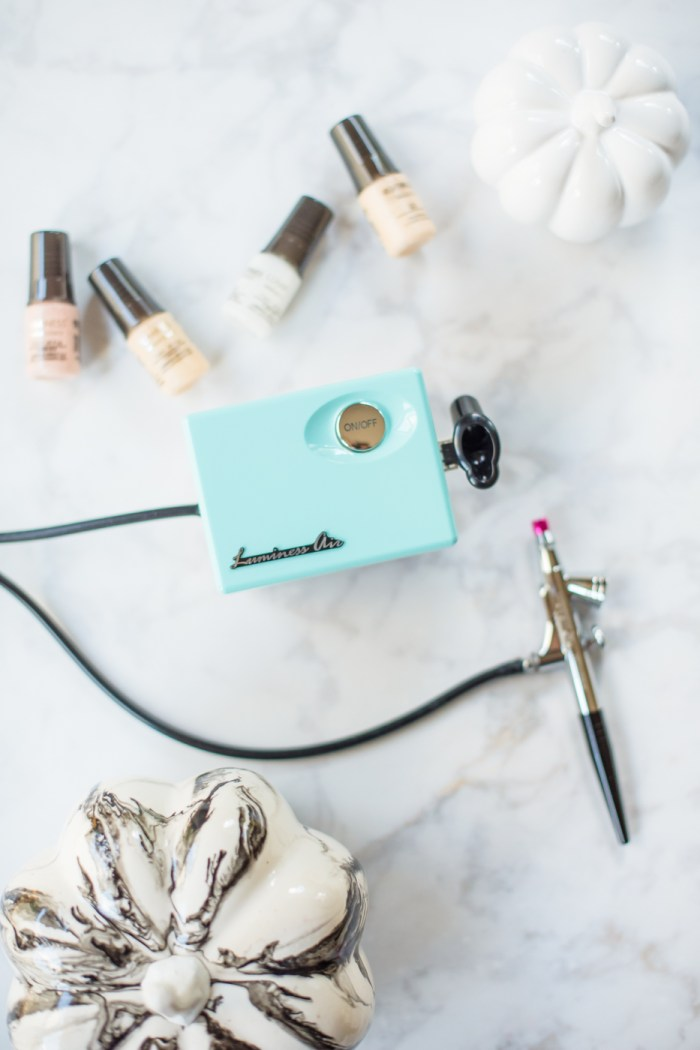 Luminess Airbrush Makeup System Review