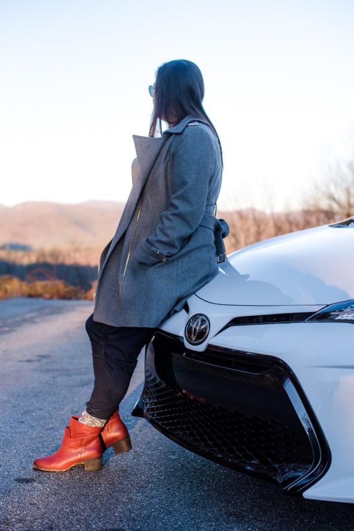 Winter Weekend Getaway with Toyota