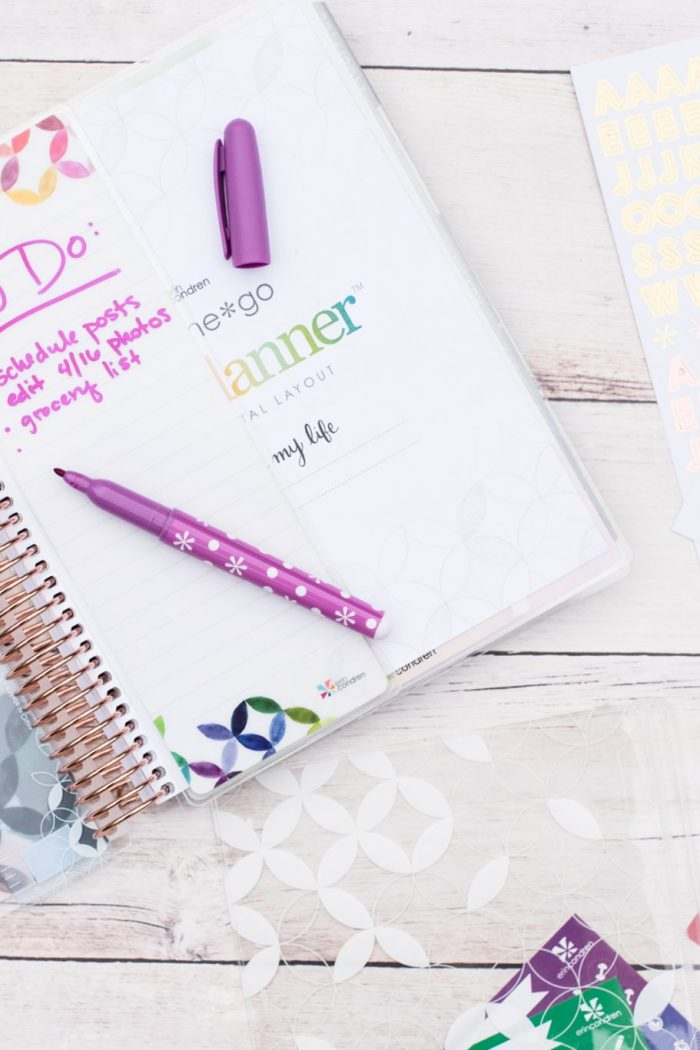 Creating the Perfect Life Planner