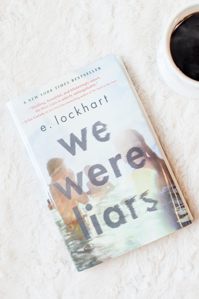 Back on the Shelf: We Were Liars