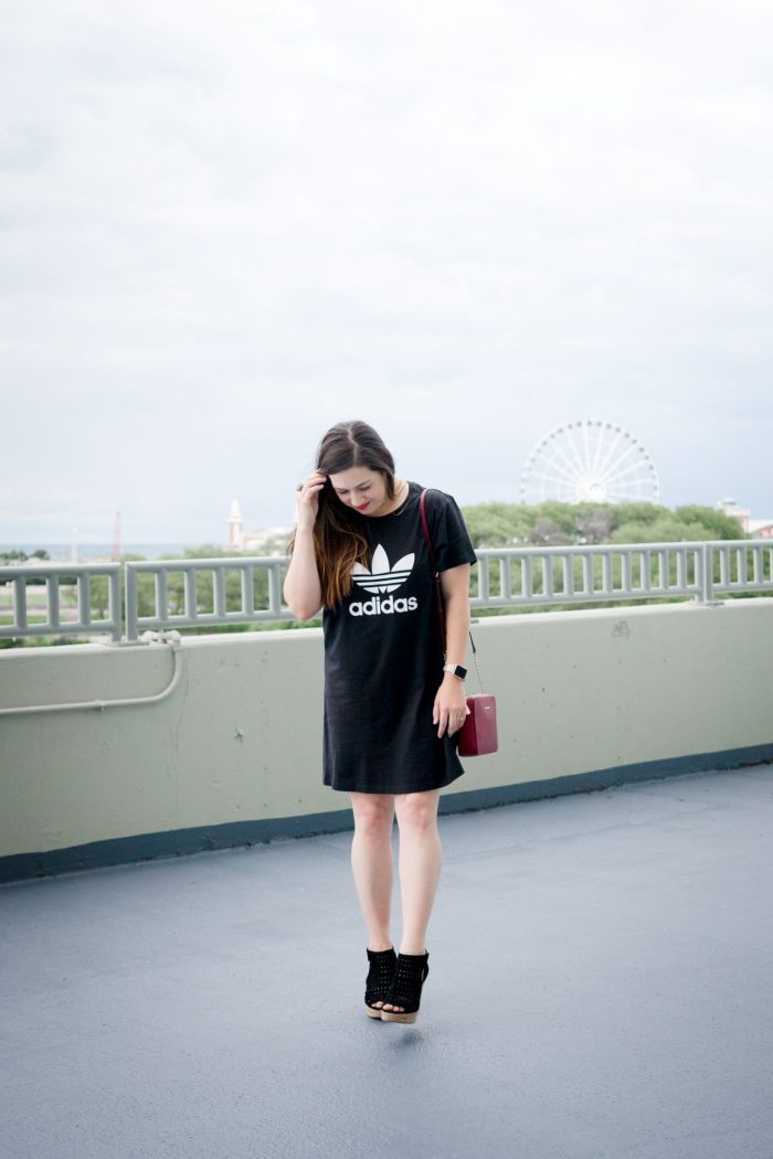 Try the Trend: T-Shirt Dress