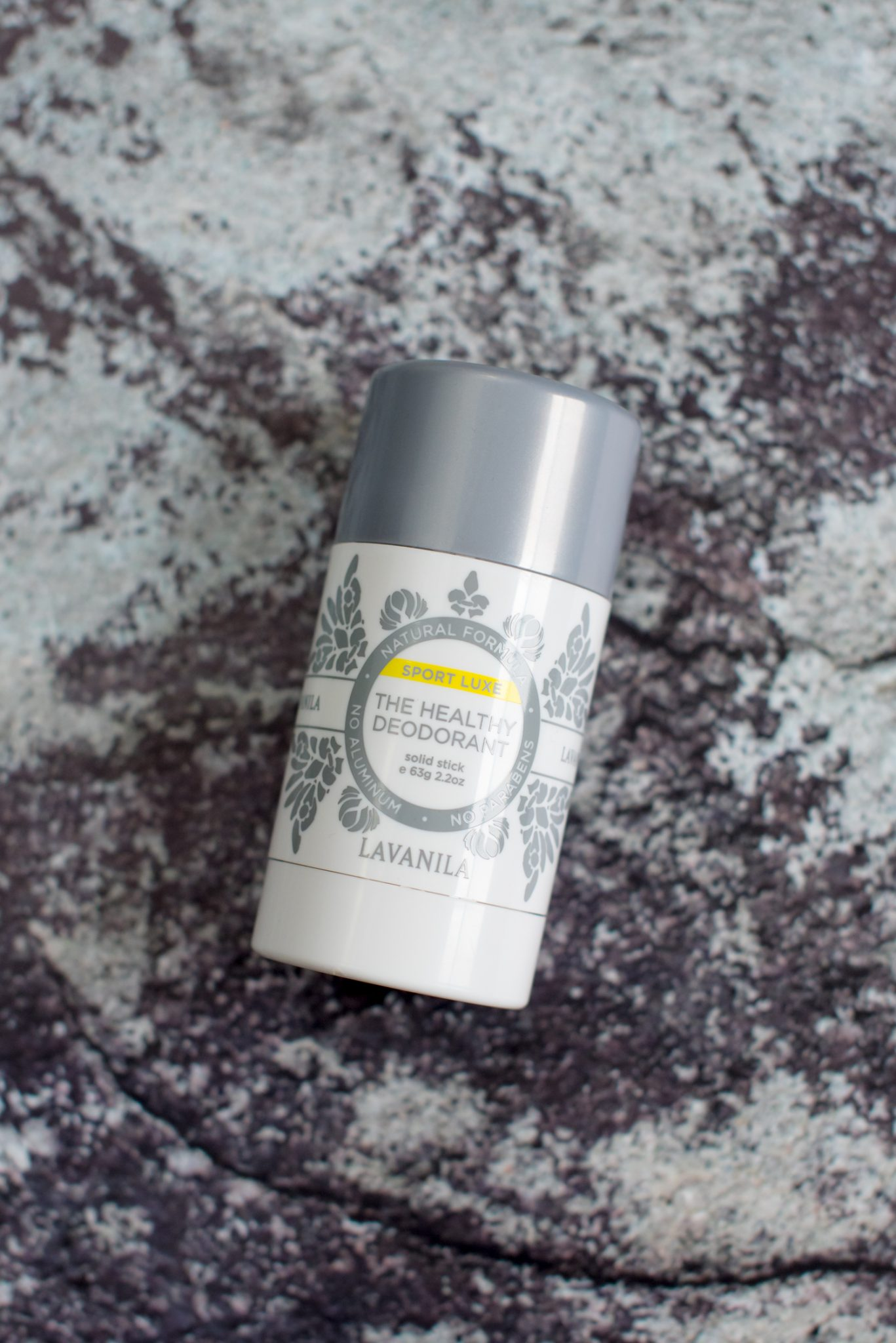 My Three Favorite Natural Deodorants, Lavanila Sport Luxe // Miss Molly Moon | The Best Natural Deodorants featured by top Atlanta life an style blogger, Miss Molly Moon: Lavanila Sport Luxe