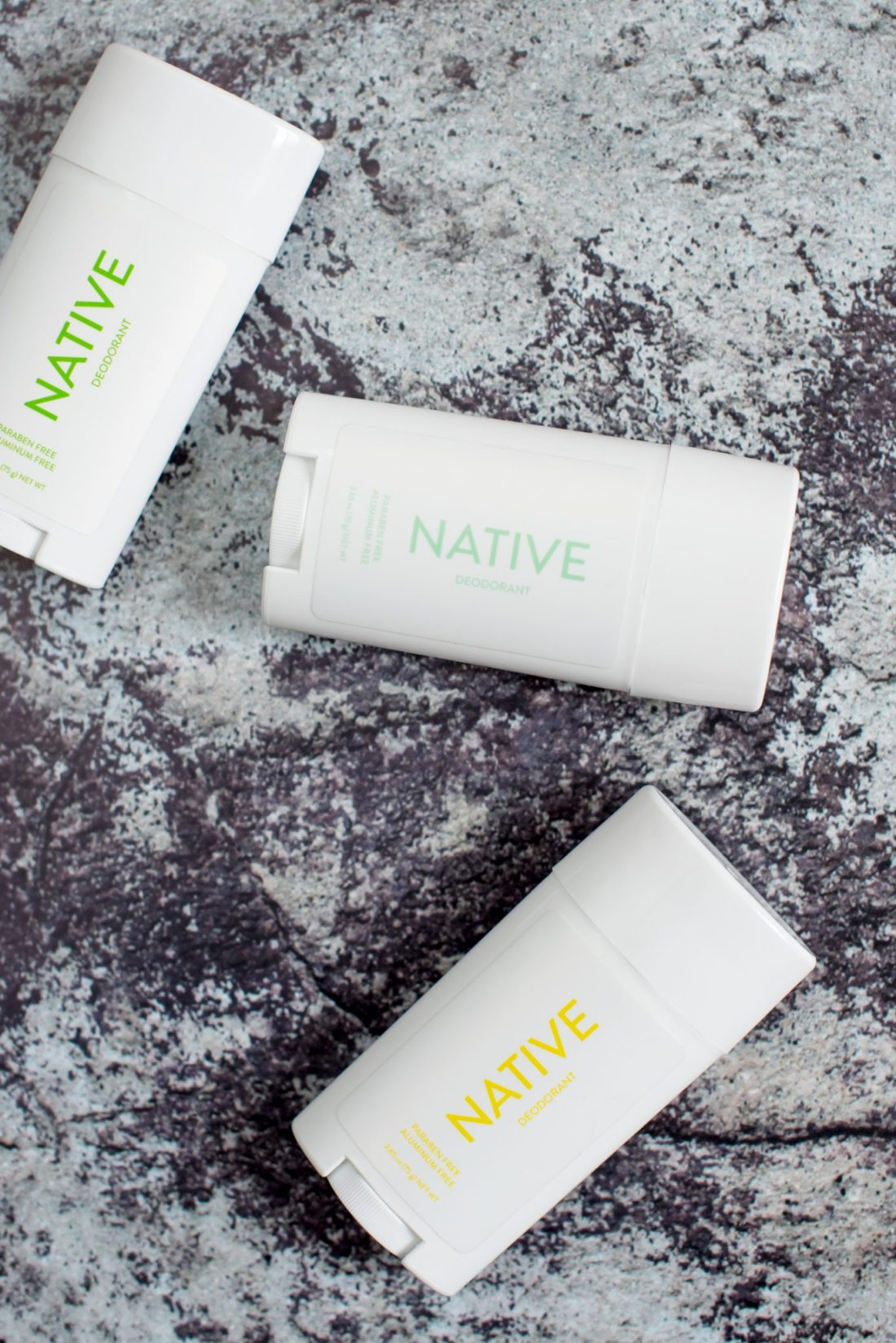 My Three Favorite Natural Deodorants, Native Deodorant // Miss Molly Moon