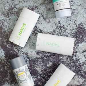 My Three Favorite Natural Deodorants // Miss Molly Moon