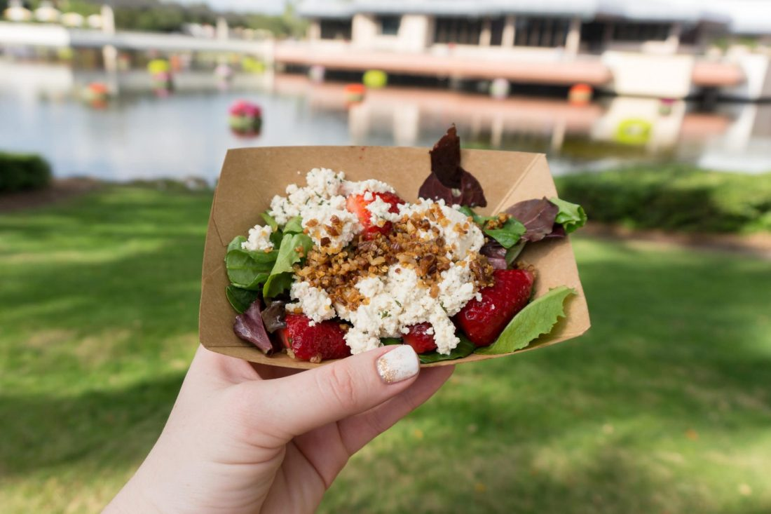 The Best Things to Eat at the Epcot Flower & Garden Festival // Miss Molly Moon