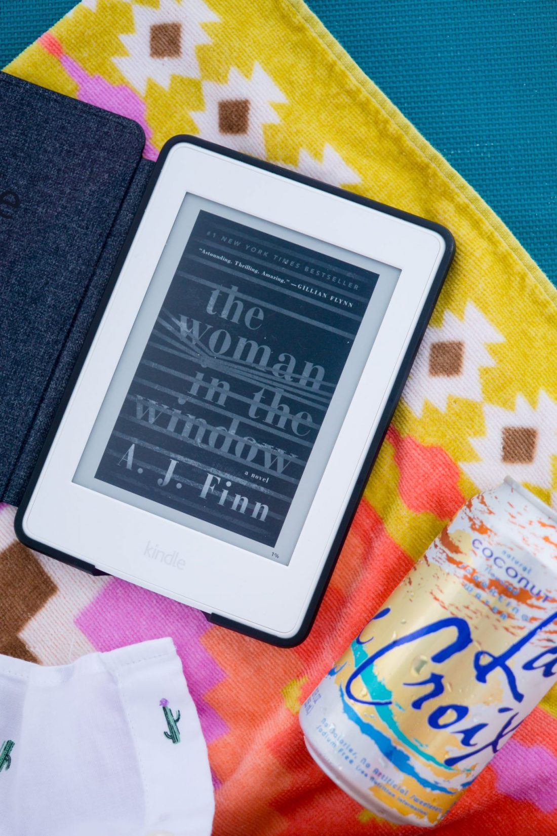 My Summer Reading List // Miss Molly Moon
