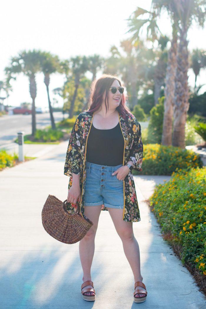 Try the Trend: Kimonos