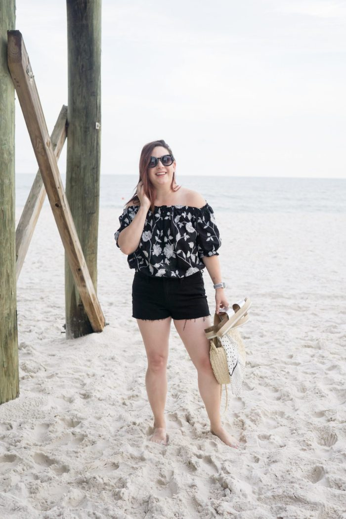 Black & White Summer Style + a Giveaway!