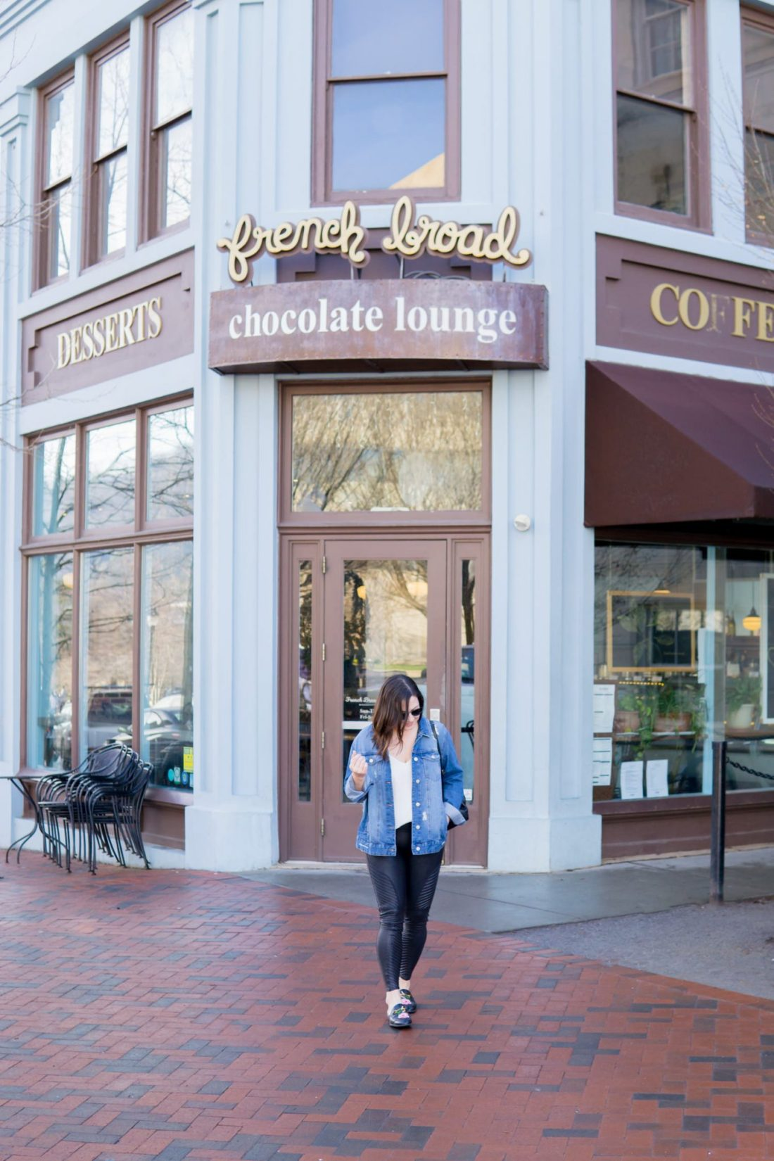 The Best Things to Do in Asheville NC in 24 Hours featured by top US travel blogger, Miss Molly Moon