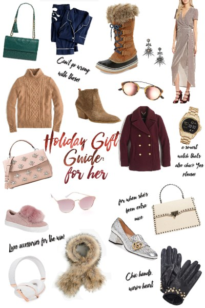 Things to get a girlfriend for christmas