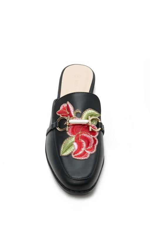Gucci Floral Slipper Mules Dupe
