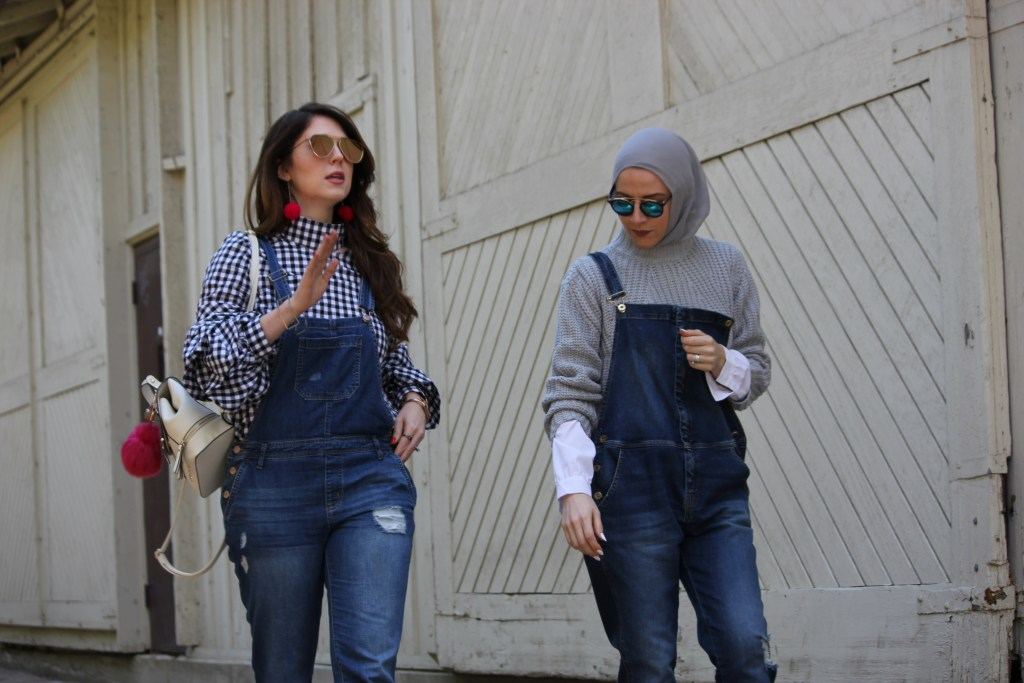 Overalls for Spring