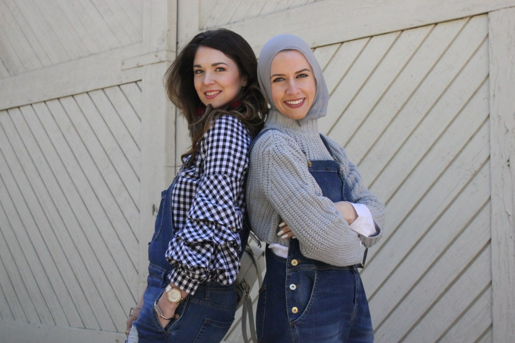 Overalls and Hijabis