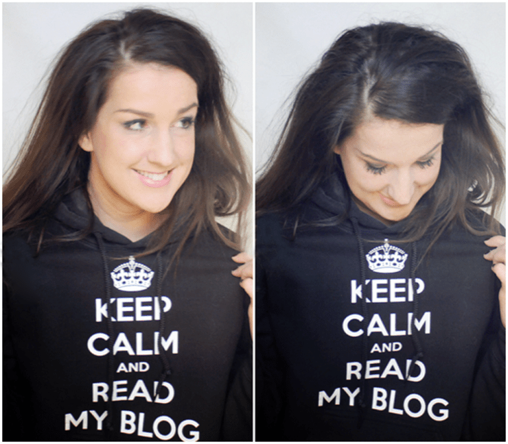 Keep calm and read my blog