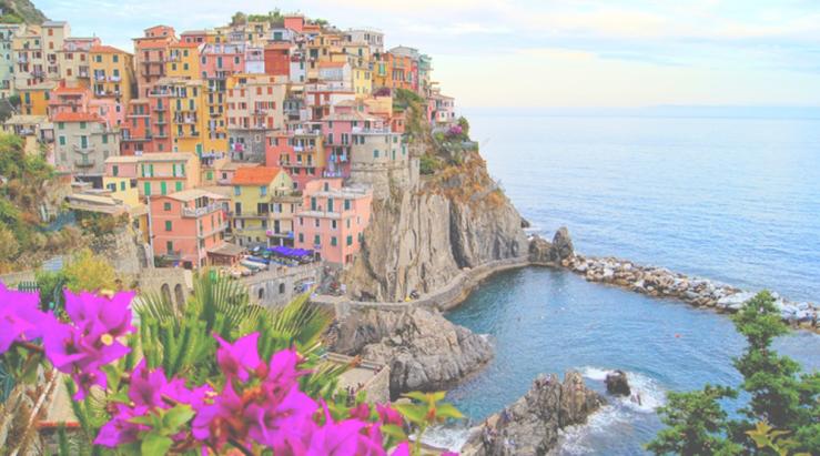 BUCKETLIST | met de auto door Italië
