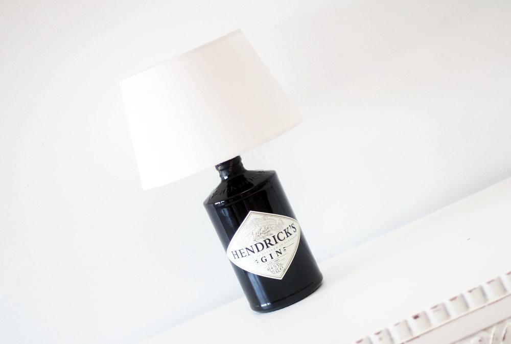 DIY | Gin-lampje